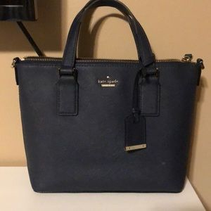Kate Spade Lucie Purse in blazer blue